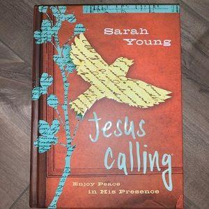 Jesus is calling book